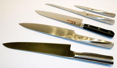 il trinciante il principe dei coltelli professionali per cuochi di gran lunga quello pi usato indispensabile in pratica un cuoco usa quasi solo quello